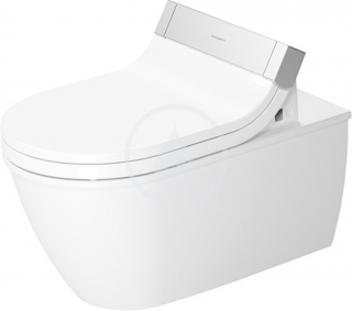 Duravit Darling New Závěsný klozet Darling New, 370 mm x 620 mm, bílý - klozet 2544590000