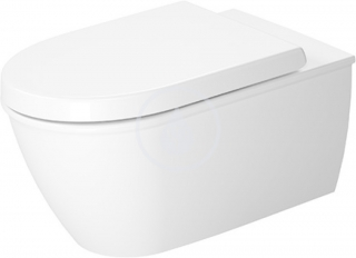 Duravit Darling New Závěsný klozet Darling New, 370 mm x 620 mm, bílý - klozet 2544090000