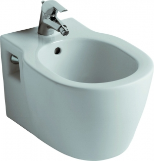 Ideal Standard Connect Závěsný bidet 305 x 360 x 540 mm, s Ideal Plus, bílá E7126MA